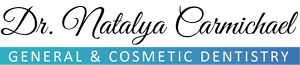 Dr. Natalya Carmichael General & Cosmetic Dentistry in Rancho Penasquitos, California Logo