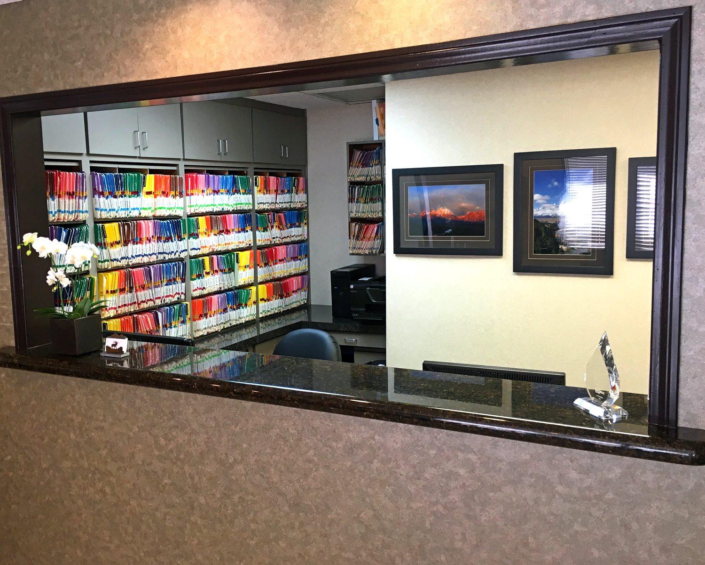Dr. Carmichael office