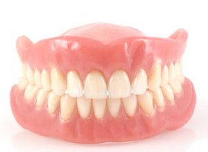 Traditional Complete Dentures