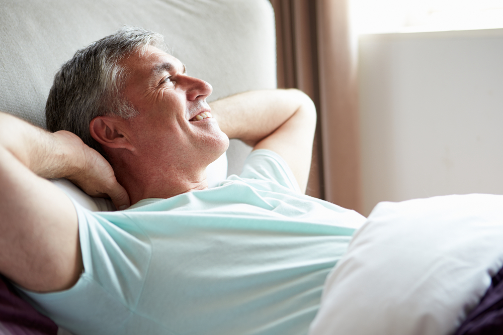 The quality of your sleep